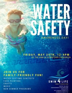 Water Safety at Evergreen Lake
