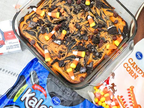 halloween dish made by king soopers