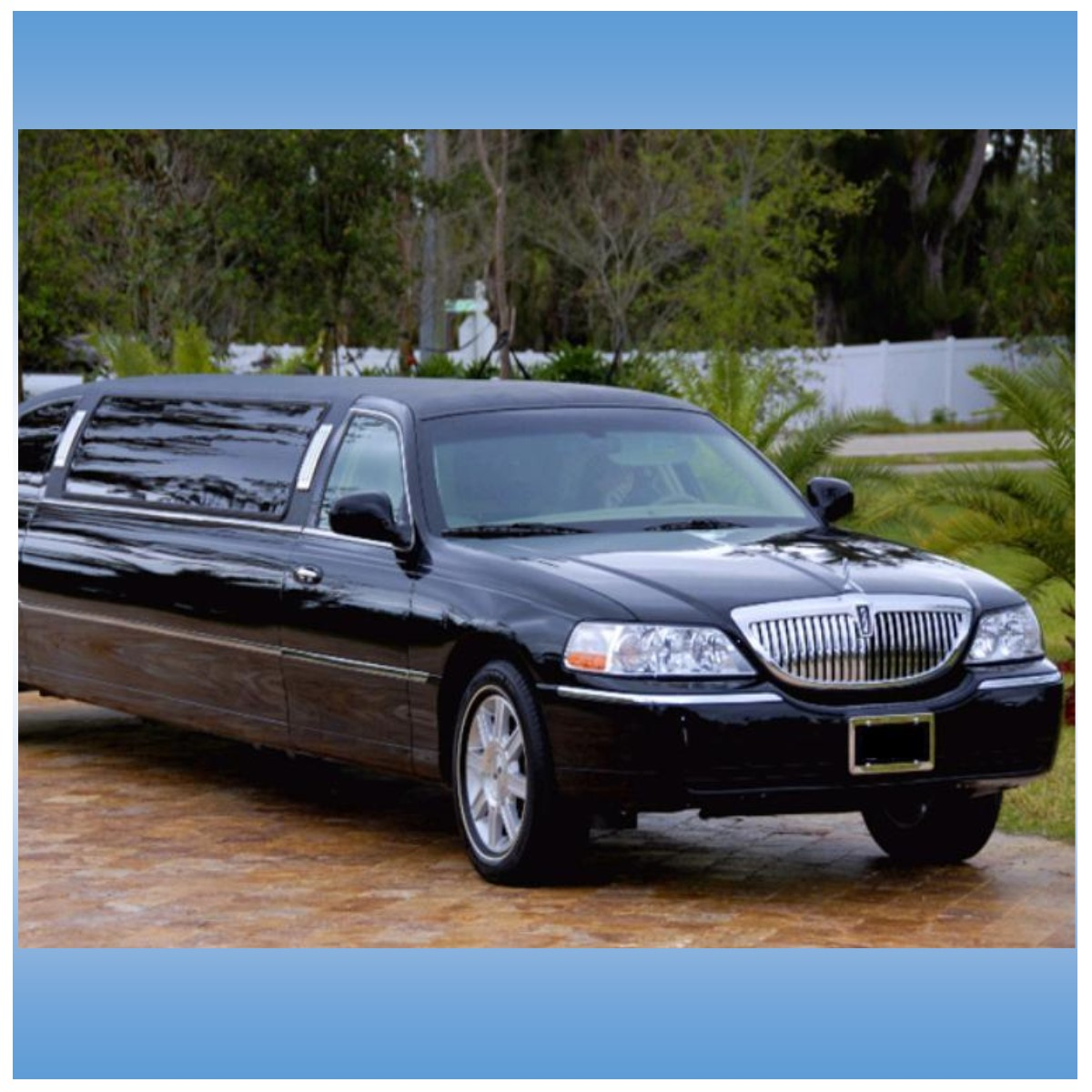Picture of a limousine
