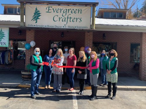 Evergreen Crafters