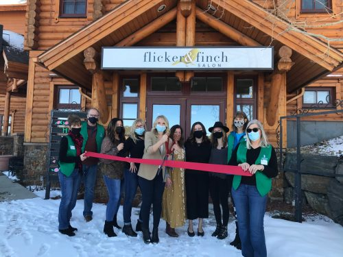 Flicker & Finch Salon and Boutique
