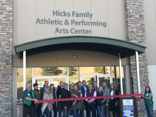 Evergreen Country Day / Hicks Family Athletic & Performing Arts Center